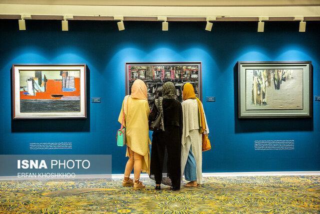 گالری گردی مجازی و حقیقی در روزهای آخر هفته