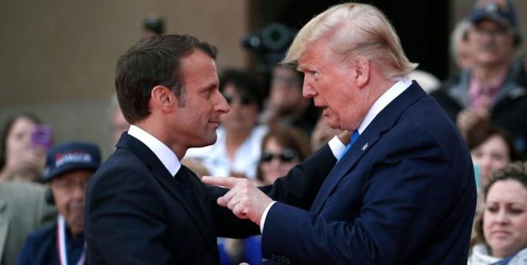 توافق ترامپ و ماکرون درباره برگزاری حضوری نشست گروه 7