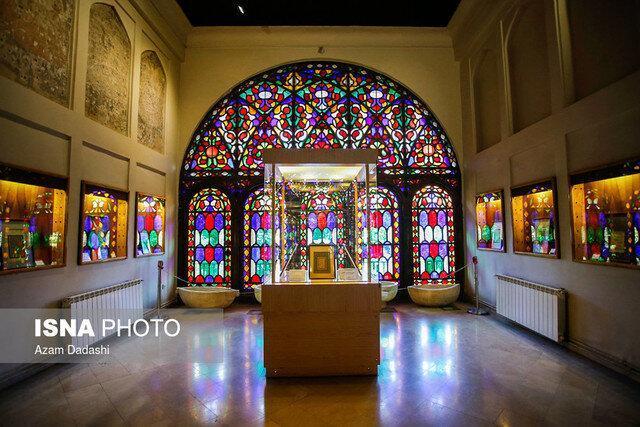 درب موزه های قزوین به روی گردشگران باز است