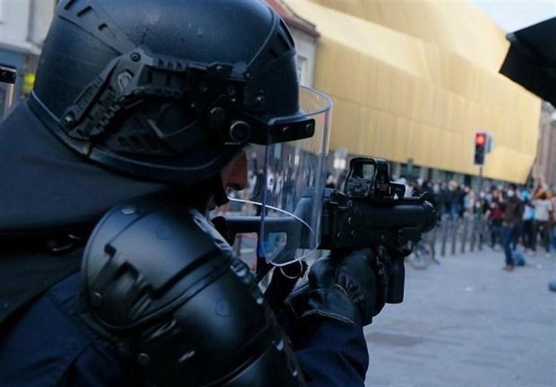افزایش شکایت از پلیس فرانسه به دلیل رفتارهای خشونت آمیز