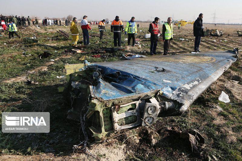 خبرنگاران ایران آماده مذاکره با اوکراین درباره حادثه سقوط هواپیمای این کشور است