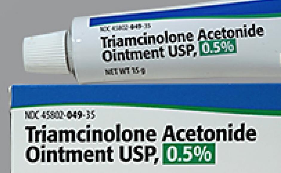 تریامسینولون؛ موارد مصرف، عوارض جانبی