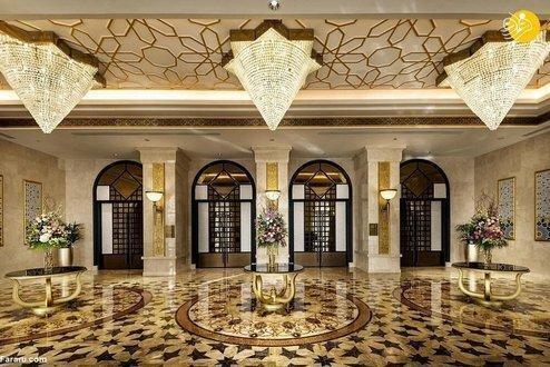 تصاویر هتل لوکس و لاکچری برای نمایندگان فوتبال باشگاهی ایران در قطر