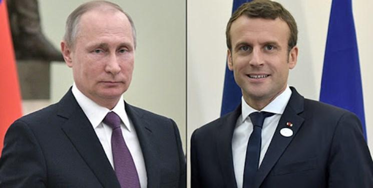 ماکرون اواخر تابستان در سفری رسمی به روسیه می رود