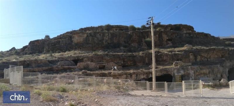 غار سنگ شکنان جهرم فنس کشی شد