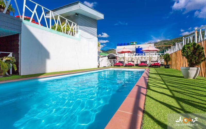 پی جی پاتونگ ریسورتل(PJ Patong Resortel) ؛هتلی زیبا در شهر ساحلی تایلند