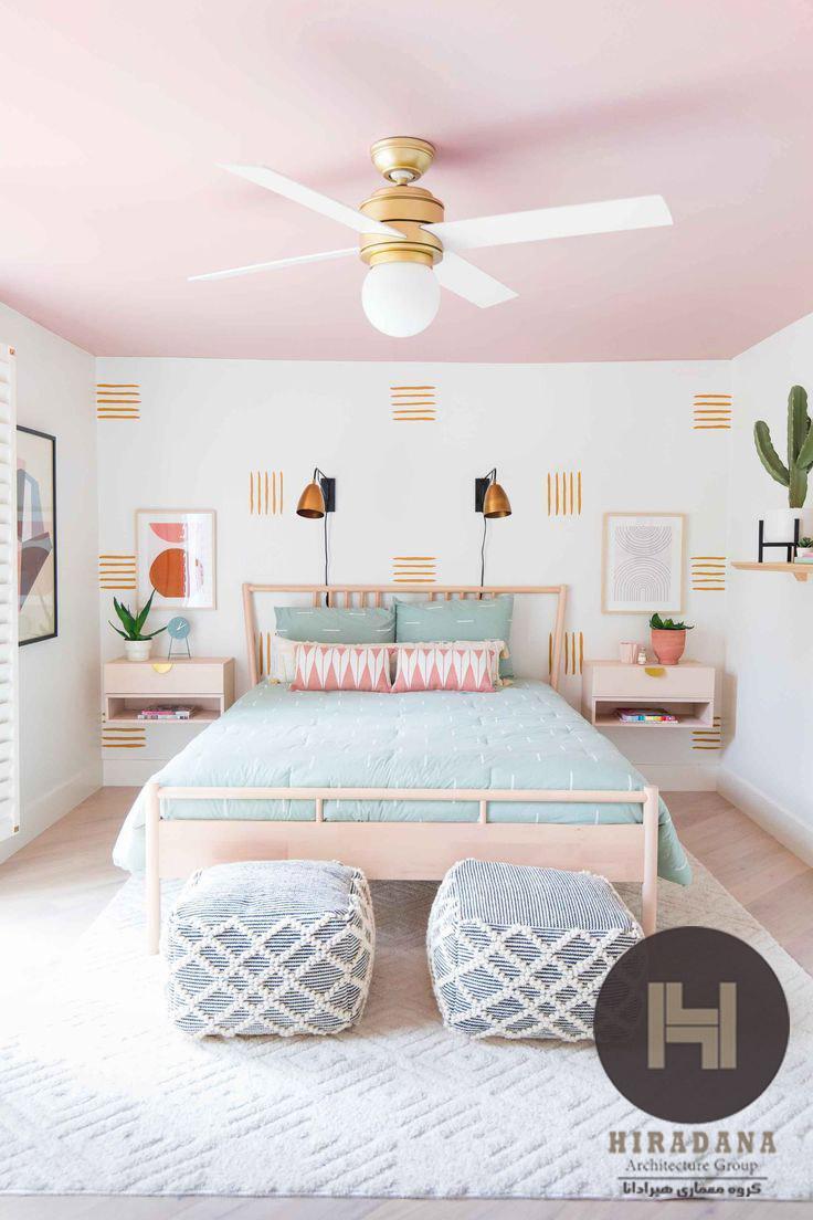 10 ایده دکوراسیون اتاق خواب