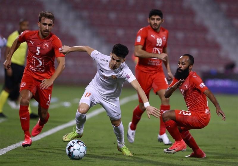 لیگ ستارگان قطر، نخستین پیروزی العربی در ثانیه های پایانی با گلزنی مهرداد محمدی