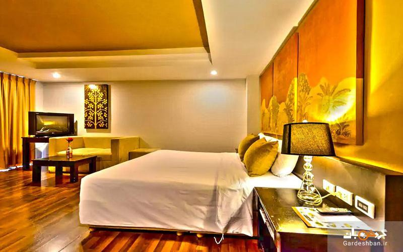 هتل هریتیج ساتورن؛از هتل های 4 ستاره بانکوک