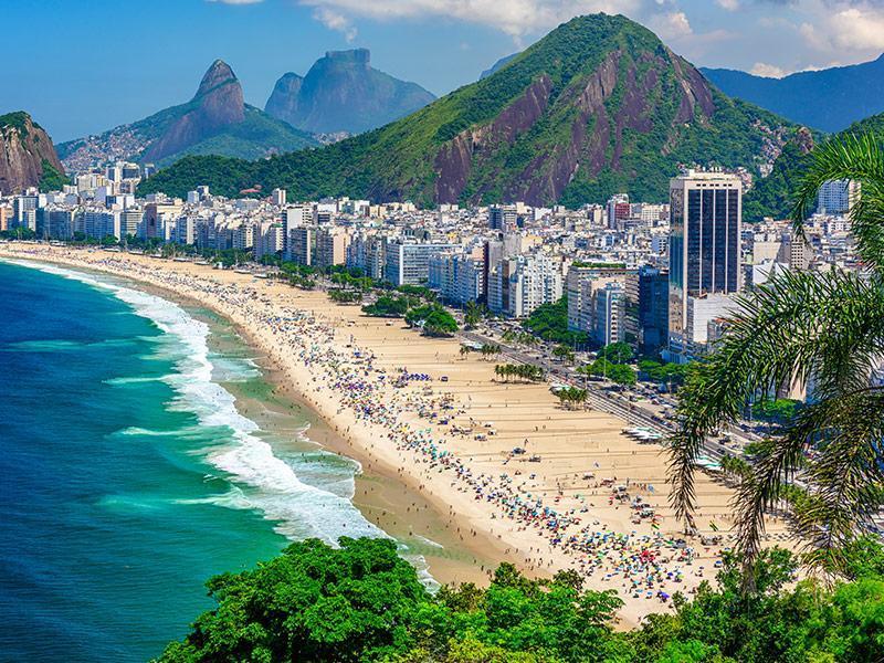 چرا مجسمه مسیح منجی، مهمترین نماد برزیل است؟مجسمه مسیح منجی