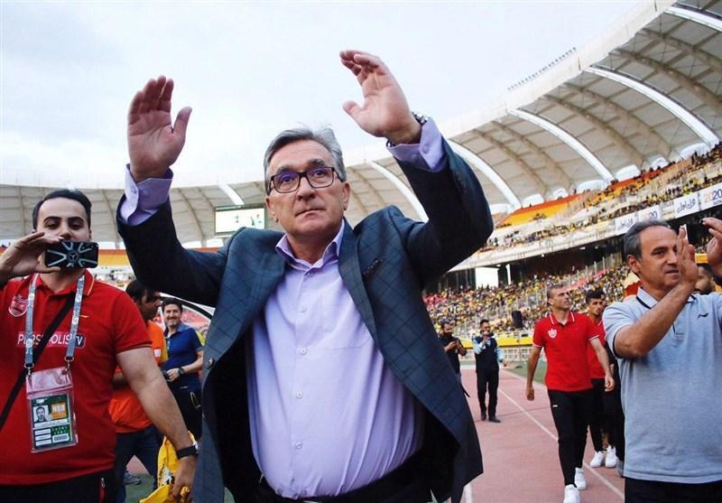 وکیل برانکو: تمام بدهی باشگاه پرسپولیس پرداخت شد، به فیفا نامه زدیم تا پرونده بسته گردد