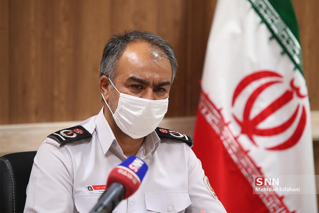 نامگداری هفته ای بنام مقابله با گاز منوکسیدکربن ، وقت اجرای طرح پایلوت تلفن های حوادث در ایران است