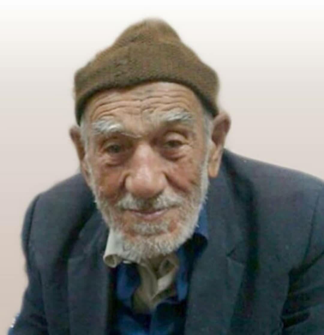خبرنگاران مسن ترین مرد ایران درگذشت