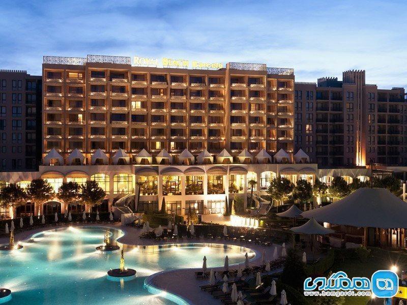 با تعدادی از مشهورترین هتل های ساحلی بلغارستان آشنا شویم