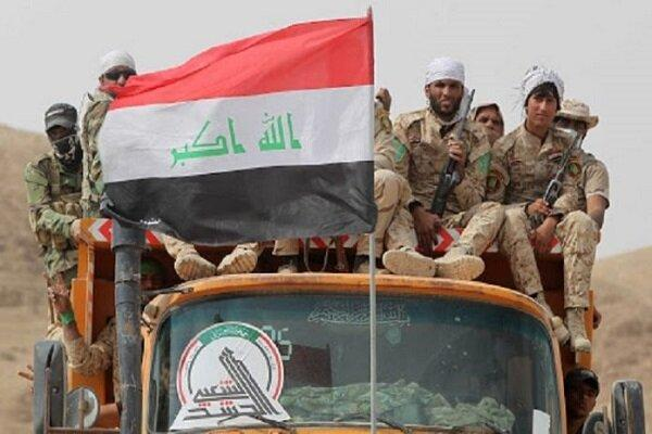 عملیات حشد شعبی در شرق عراق علیه تکفیریها