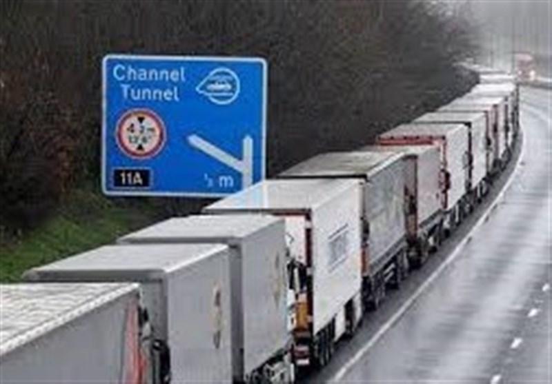 کرونا، تقویت نیروهای ارتش انگلیس در مرزهای فرانسه برای مدیریت ترافیک کامیون ها