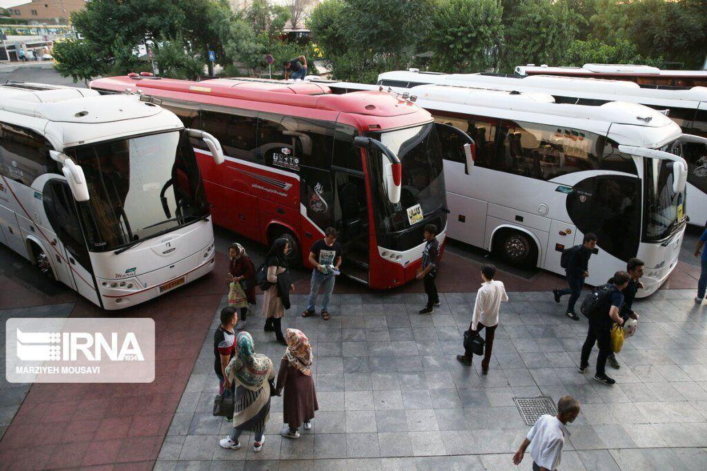 سفر نوروزی با اتوبوس چقدر خرج می تراشد؟