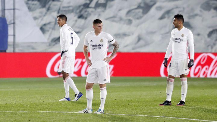 ضعیف ترین آمار رئال مادرید در تاریخ لیگ قهرمانان اروپا رقم خورد