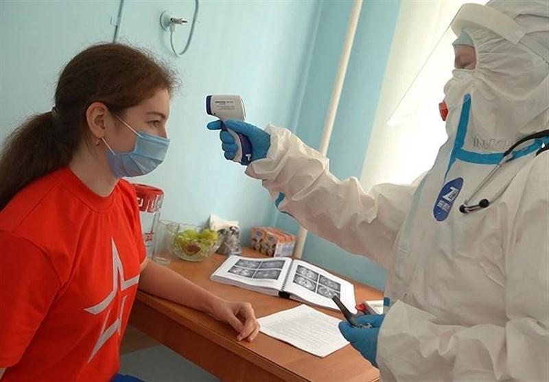 بیش از 600 کشته بر اثر کرونا در روسیه