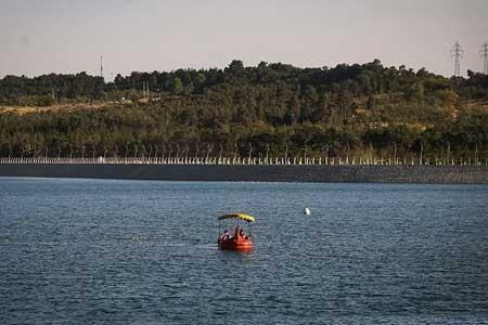 وجود تمساح در دریاچه چیتگر رسما تکذیب شد