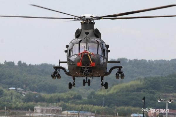 توسعه بالگرد سبک جدید برای ارتش کره جنوبی