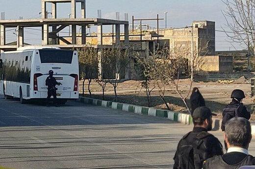 سرانجام گروگانگیری در پایتخت با دخالت پلیس