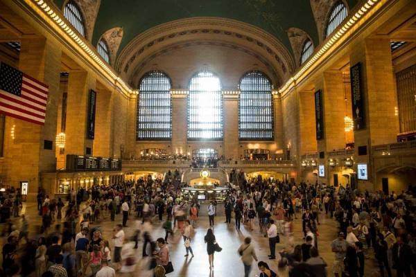 عظیمترین ایستگاه قطار دنیا ؛ 12 ایستگاه عظیم راه آهن را بشناسید