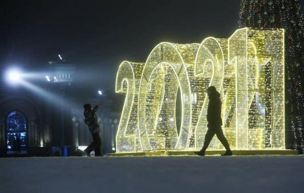خبرنگاران کرونا و محدودیت برگزاری جشن های سال نو و اعیاد کریسمس در روسیه