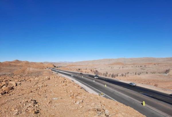 خبرنگاران 64.5 کیلومتر از محور بیرجند - قاین دوبانده شد