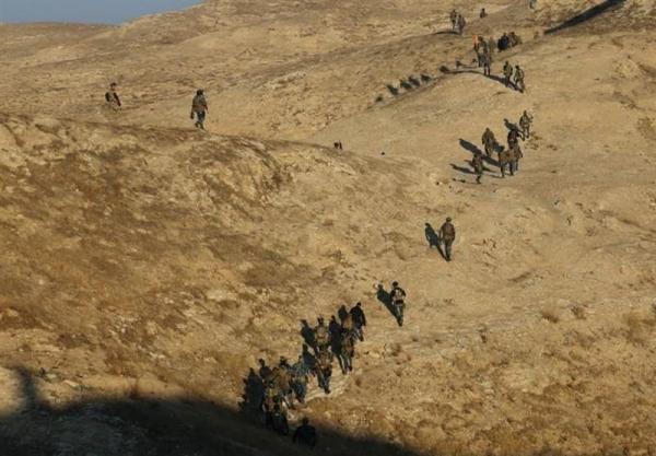 عراق، پاکسازی خطرناک ترین کانون فعالیت تروریست های داعشی در شمال صلاح الدین