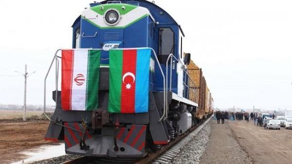 ایران و آذربایجان تفاهم نامه همکاری ریلی امضا کردند