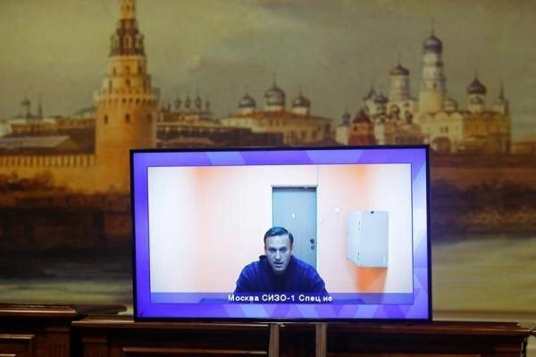 جو بایدن خواستار آزادی آلکسی ناوالنی منتقد روس شد