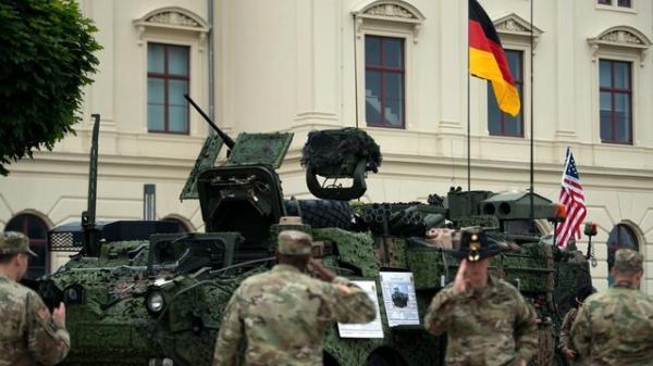 استقبال آلمان از تصمیم بایدن برای متوقف کردن خروج سربازان آمریکایی