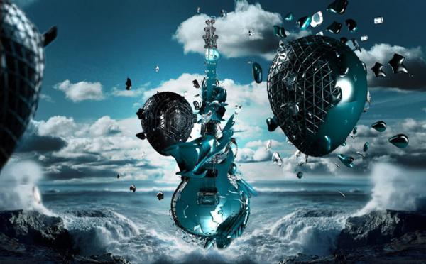 موسیقی سه بعدی چیست؟