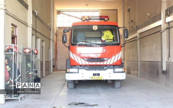 تاکید بر لزوم پیش بینی نیازهای آتش نشانان در بودجه 1400