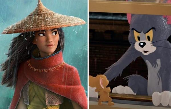 انیمیشن ها سینماهای دنیا را تسخیر کردند (باکس آفیس هفته)