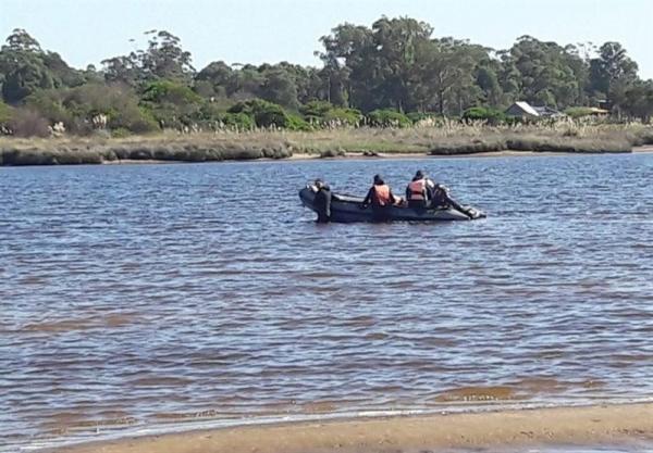 بیانیه نیروی دریایی اروگوئه در خصوص سرنوشت فرانک آکوستا