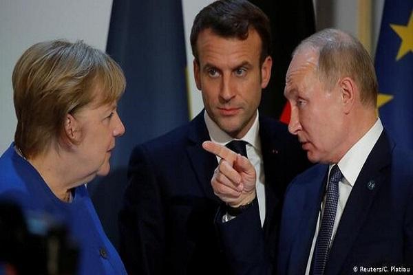 گفت وگوی سران آلمان، روسیه و فرانسه درباره حفظ برجام