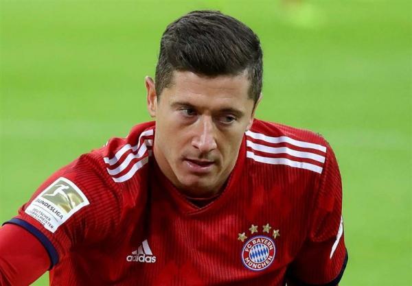 لواندوفسکی هر 2 بازی بایرن مونیخ با پاری سن ژرمن را از دست داد