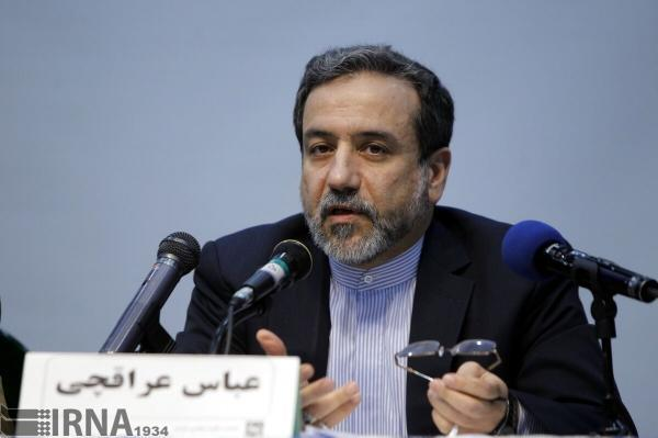 خبرنگاران عراقچی: هیات ایرانی هیچ مذاکره ای با هیات آمریکایی نخواهد داشت