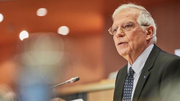 بورل: اتحادیه اروپا نگران تنش ها میان مسکو و کی یف است