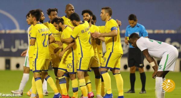 اقدام عجیب النصر سعودی قبل از ملاقات با تراکتور!