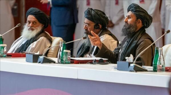 افشای مذاکره هند با طالبان