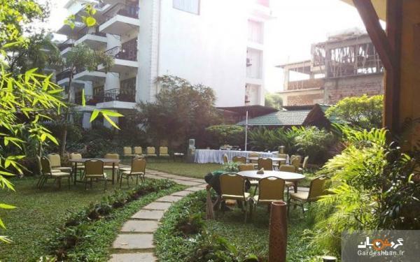 هتل تانگرین کلارکس این؛ هتلی سرسبز و زیبا در گوا