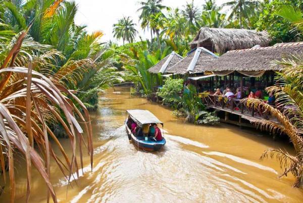دلتای مکونگ؛جاذبه طبیعی و متفاوت ویتنام