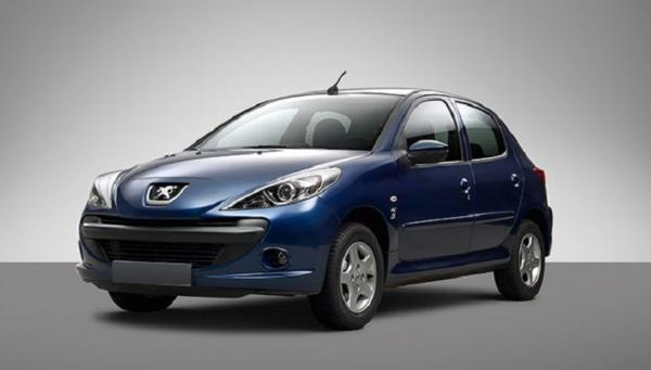 قیمت خودرو های سایپا و ایران خودرو ششم مرداد 1400