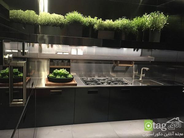 مدهای تازه طراحی آشپزخانه در نمایشگاه بین المللی دکوراسیون