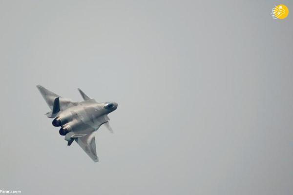 تور چین ارزان: جنگنده و پهپادهای پیشرفته چین