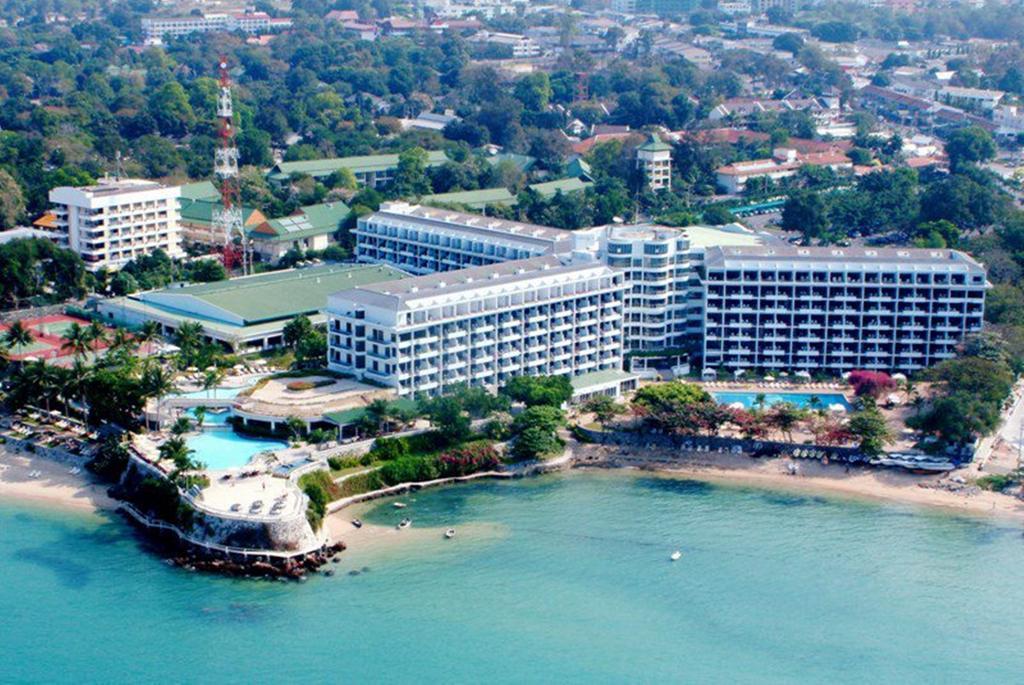 هتل 5 ستاره دوسیت تانی پاتایا