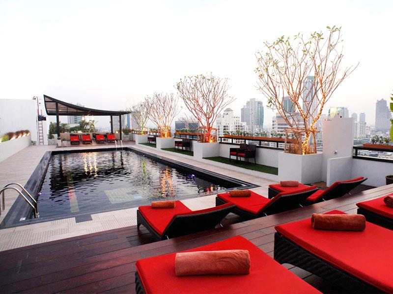 هتل 4 ستاره فوراما سیلوم بانکوک
